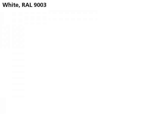 Plane & Spriegel, LH 1800 mm Farbei weiß
