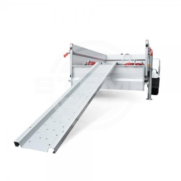 Auffahrschiene (verpackt), (L x B) 190 x 19 cm, bis 400 kg belastbar