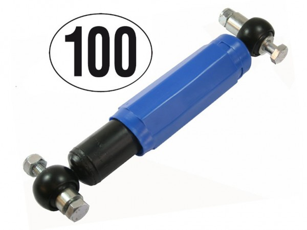 100 km/h-Zulassung für Einachsanhänger inkl. Radstoßdämpfer mit Einbau