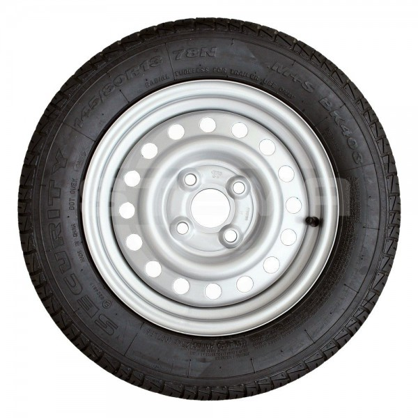 Ersatzrad 145/80 R10