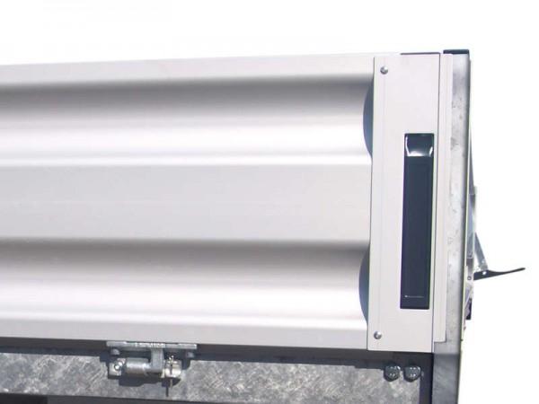 Bordwände 350 mm hoch montiert