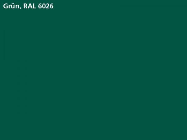 Flachplane, Farbe grün