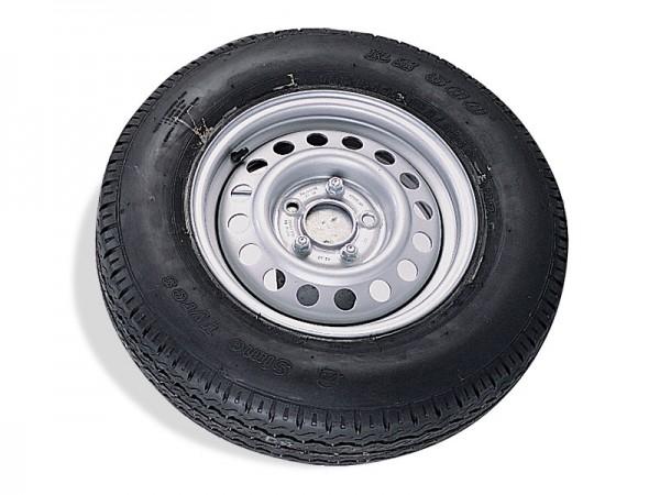 Ersatzrad Stahl 195/65 R15 (2700 kg)