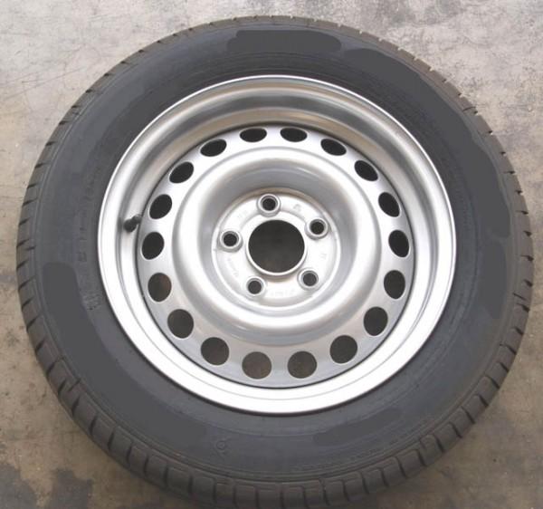 Ersatzrad Stahl 175/70 R13 (bis 2000 kg)